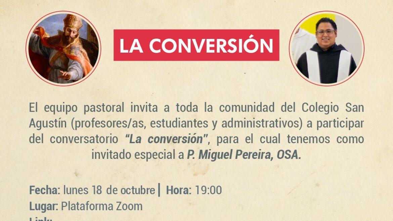 CONVERSATORIO PASTORAL
